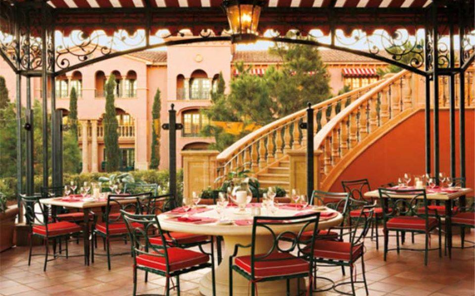 Fairmont Grand Del Mar, Amaya Terrace