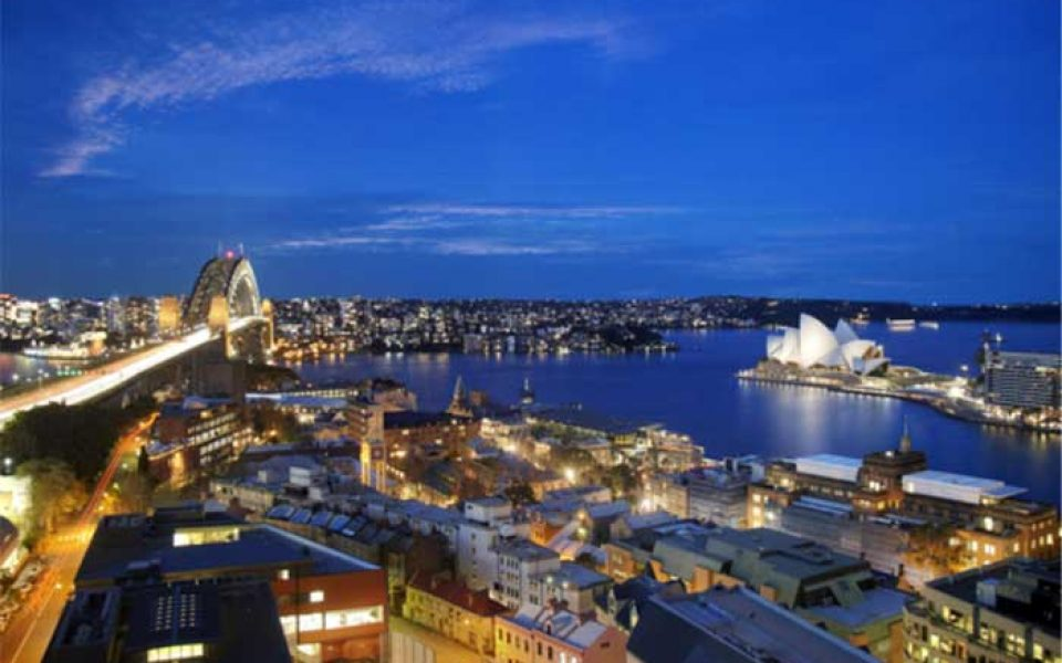 Sydney Shangri-La Hotel