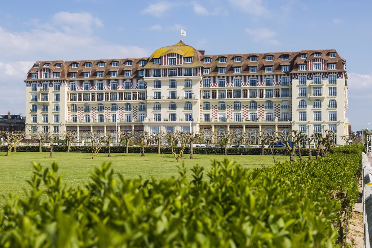 The Barrière Hotels of Deauville, France | JauntTV