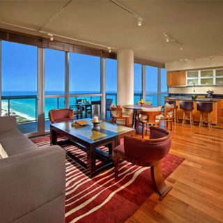 Miami Beach Setai – Ocean Suite