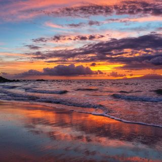 ChristinaCindrich_FourSeasonsMaui_Sunset