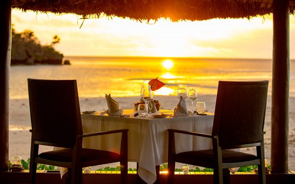 InterContinental Fiji Golf Resort _ Spa – Romantic Cabana Dining