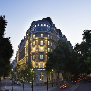 Corinthia Hotel London Exterior Night
