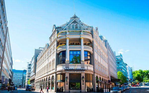 Hotel Continental Fasade 2.1
